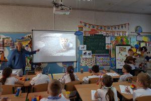 ІІ Всеукраїнський урок доброти