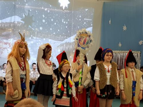 Відгомоніли веселі зимові свята