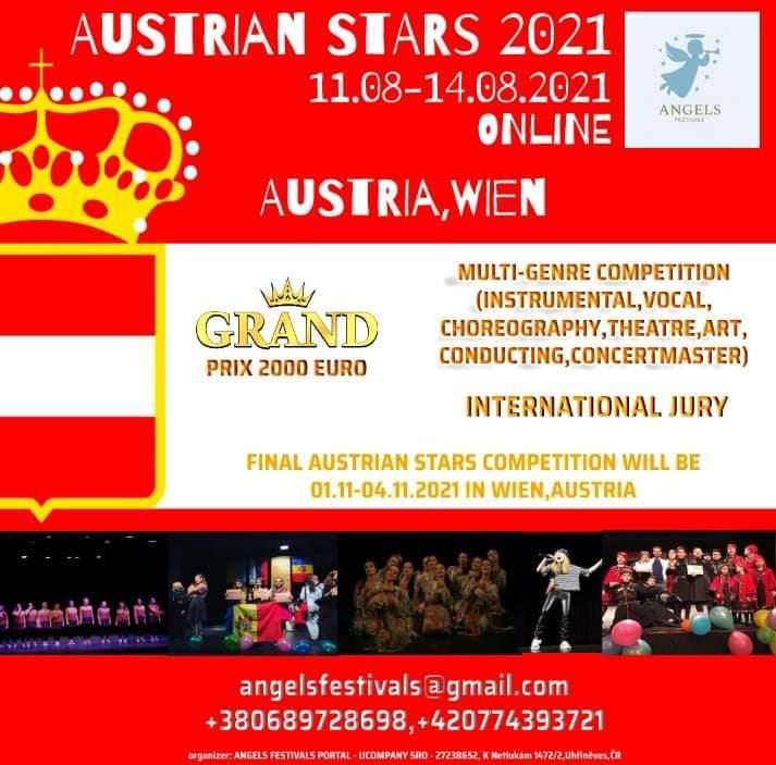 INTERNATIONAL FESTIVAL PORTAL ANGELS FESTIVALS