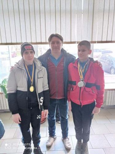 Спорт високих досягнень - Школа №23