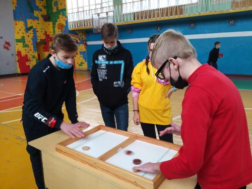 осінній турнір з адаптивних ігор для людей з інвалідністю