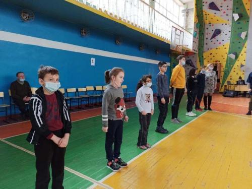 Зимовий турнір із корнхолу для дітей з інвалідністю